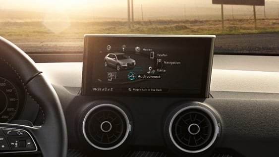 Audi connect > Owners and Customers > Audi Ireland