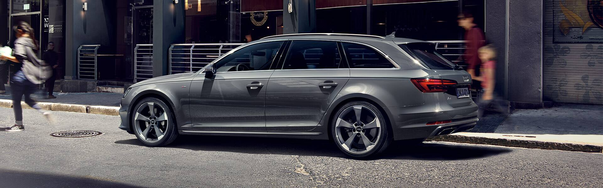 Audi A4 Avant for Dog Owners