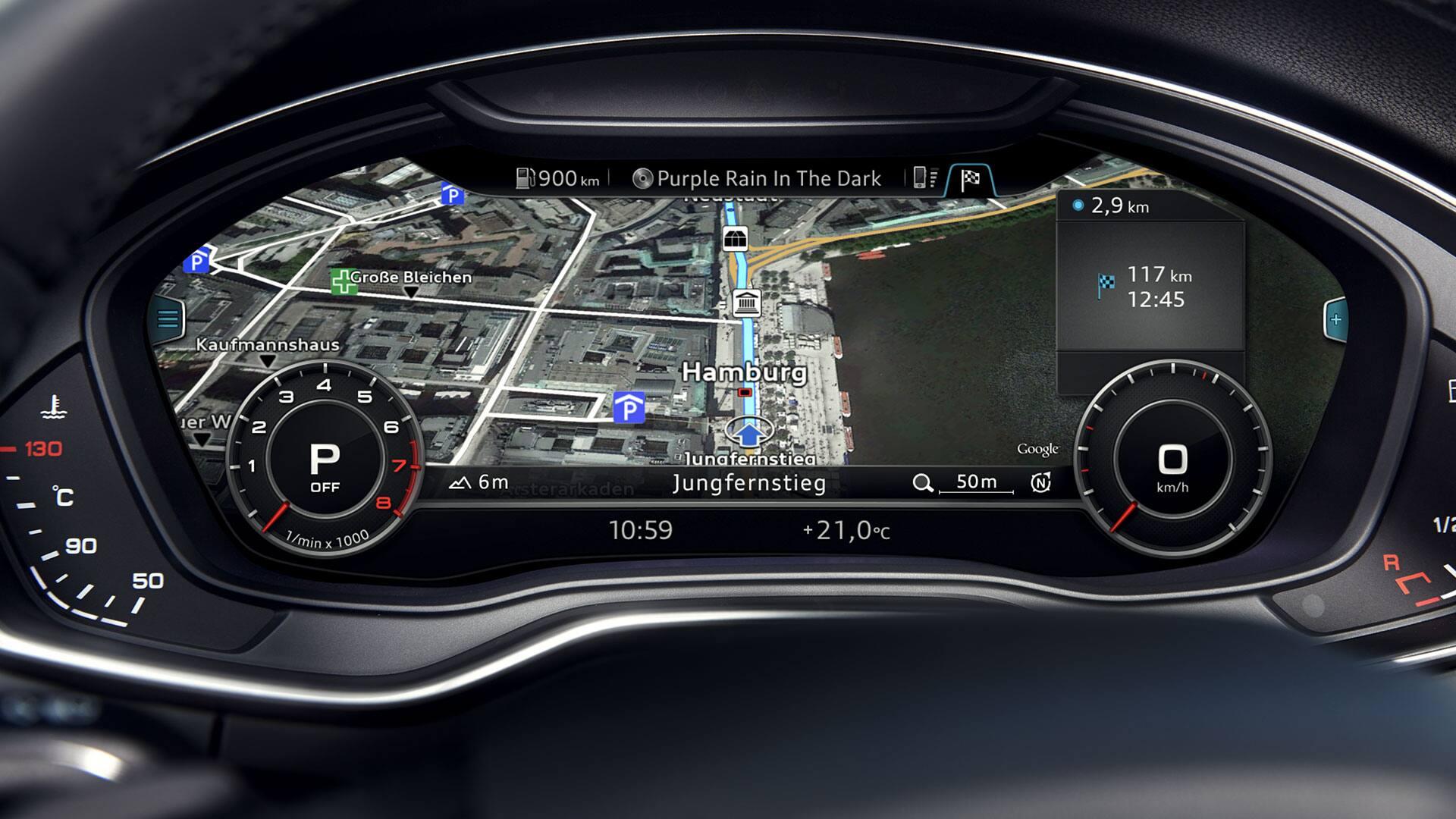 A4 Saloon 2019 A4 Audi Ireland