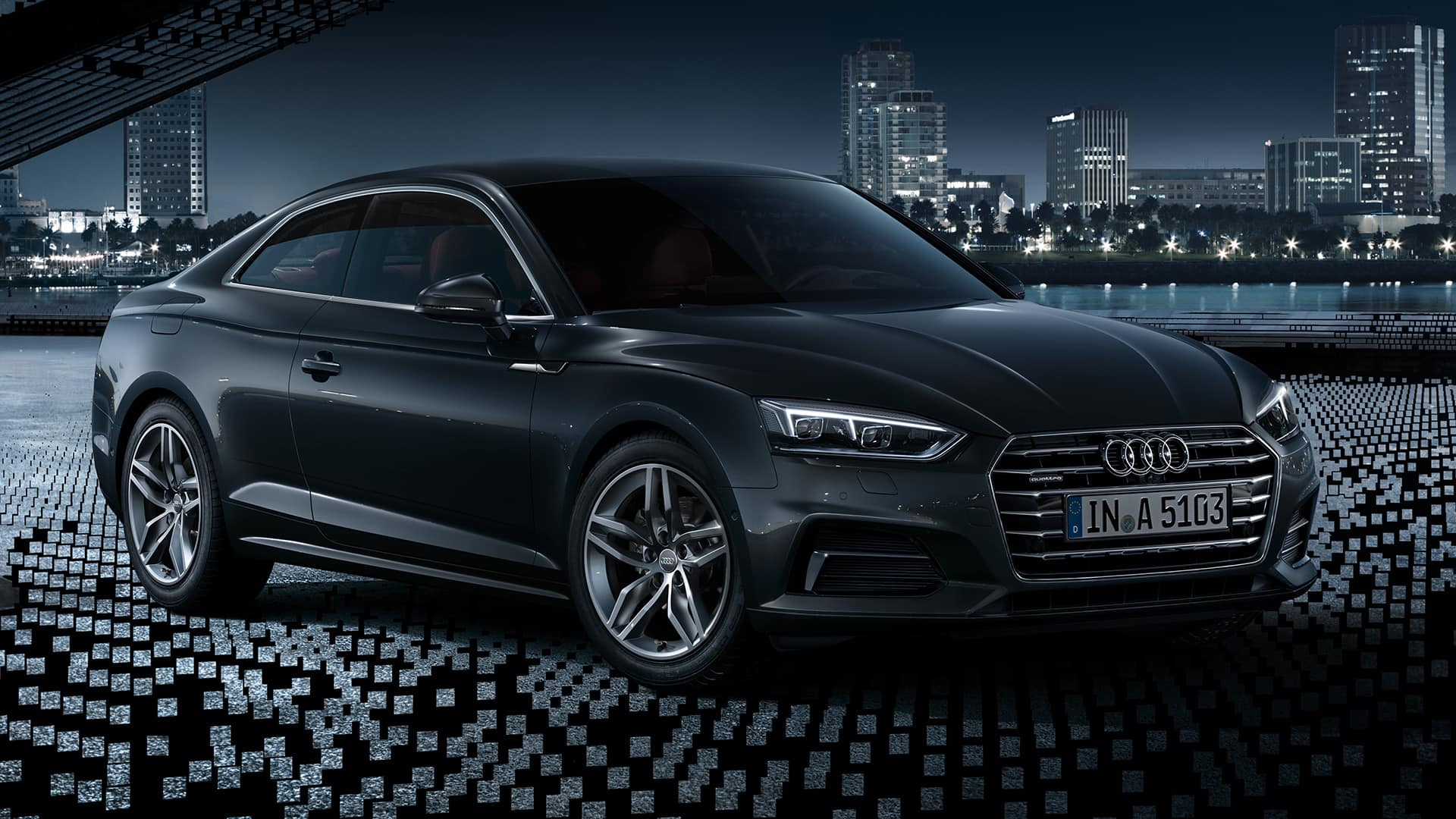 The New A5 Coup 233 Gt Audi Ireland
