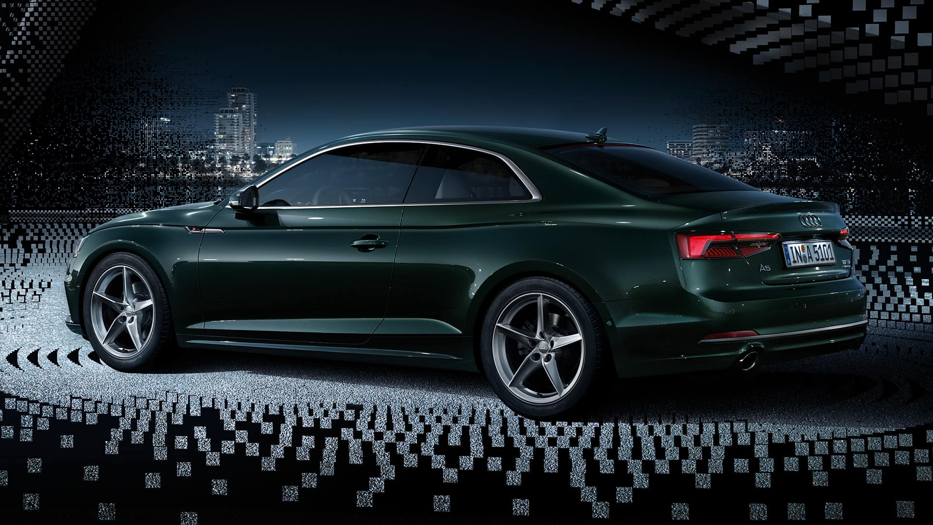 He A5 Sport Equipment Line With Details To Underline The Temperament Of Your Coupé