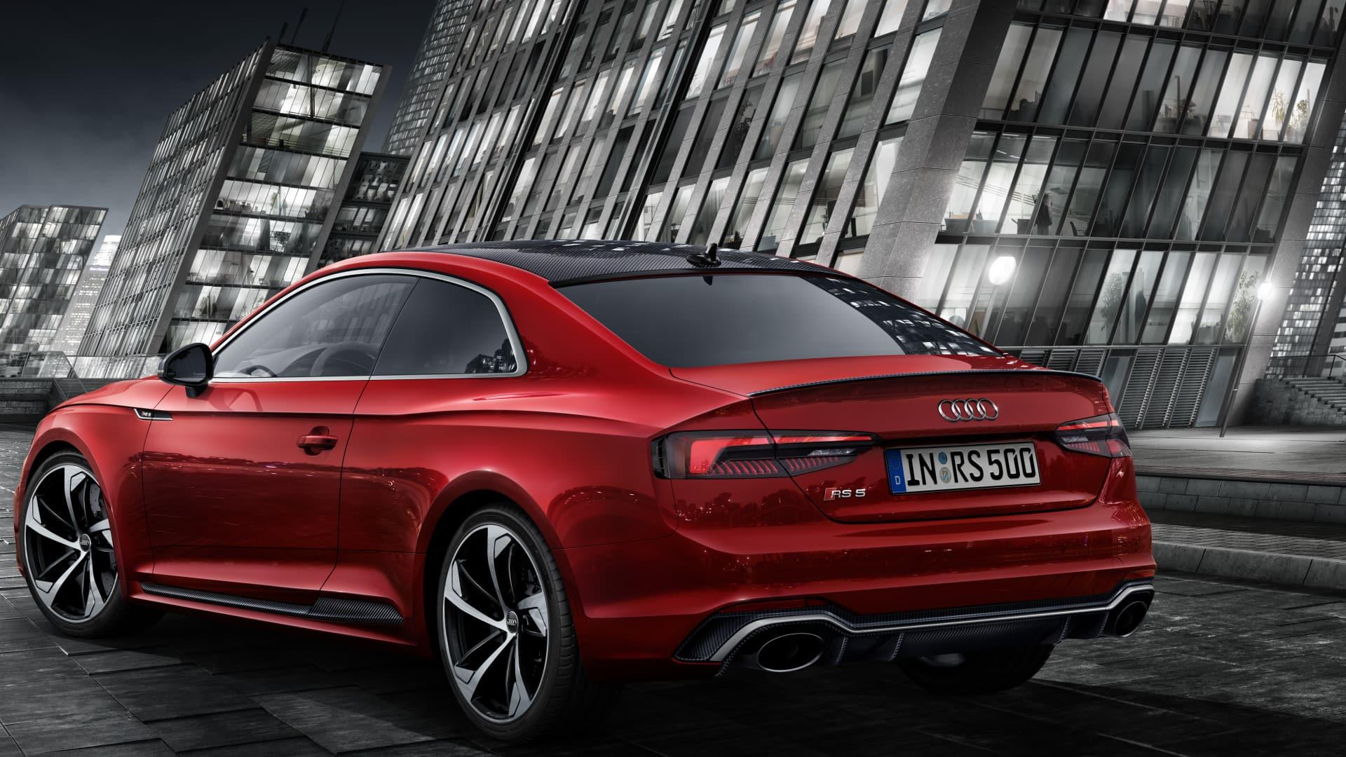 RS Coupé Audi Ireland - Audi audi