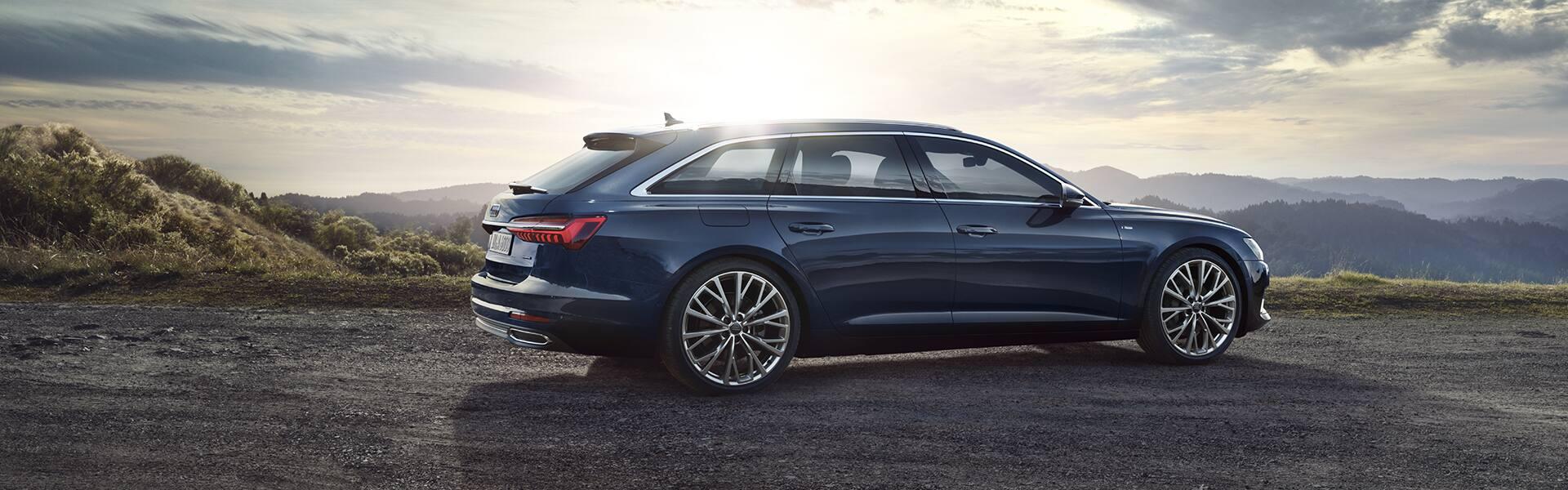 The New A6 Avant A6 Audi Ireland