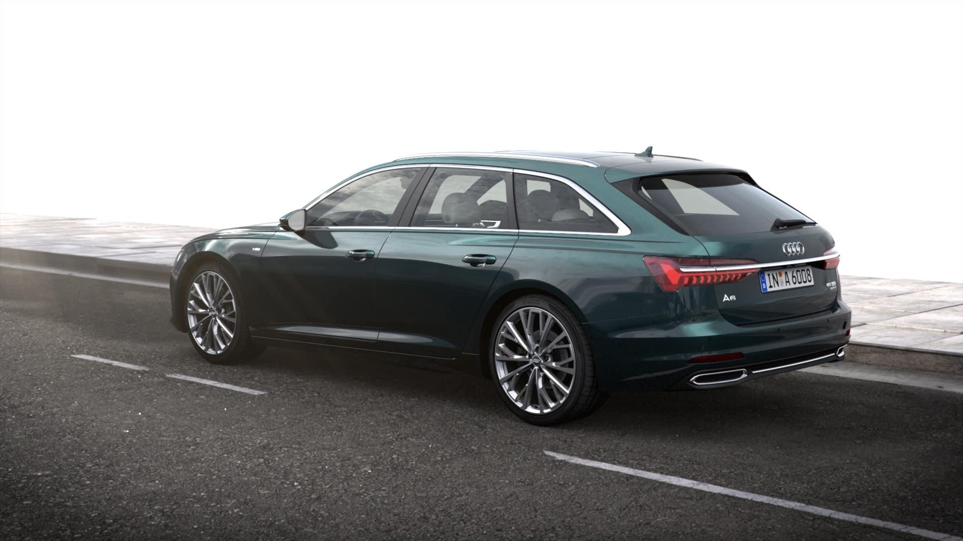The New A Avant A Audi Ireland - Audi a 6