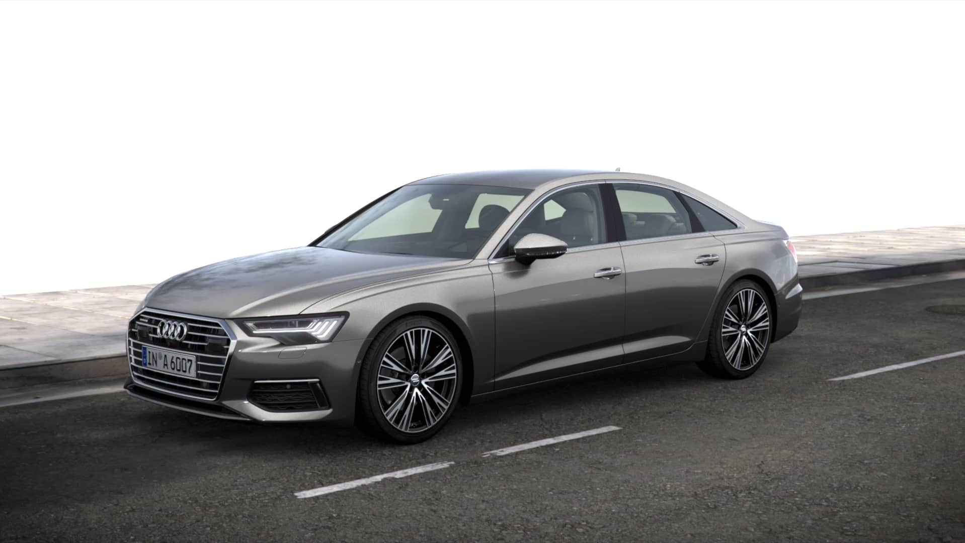 The new A6 Saloon > A6 > Audi Ireland