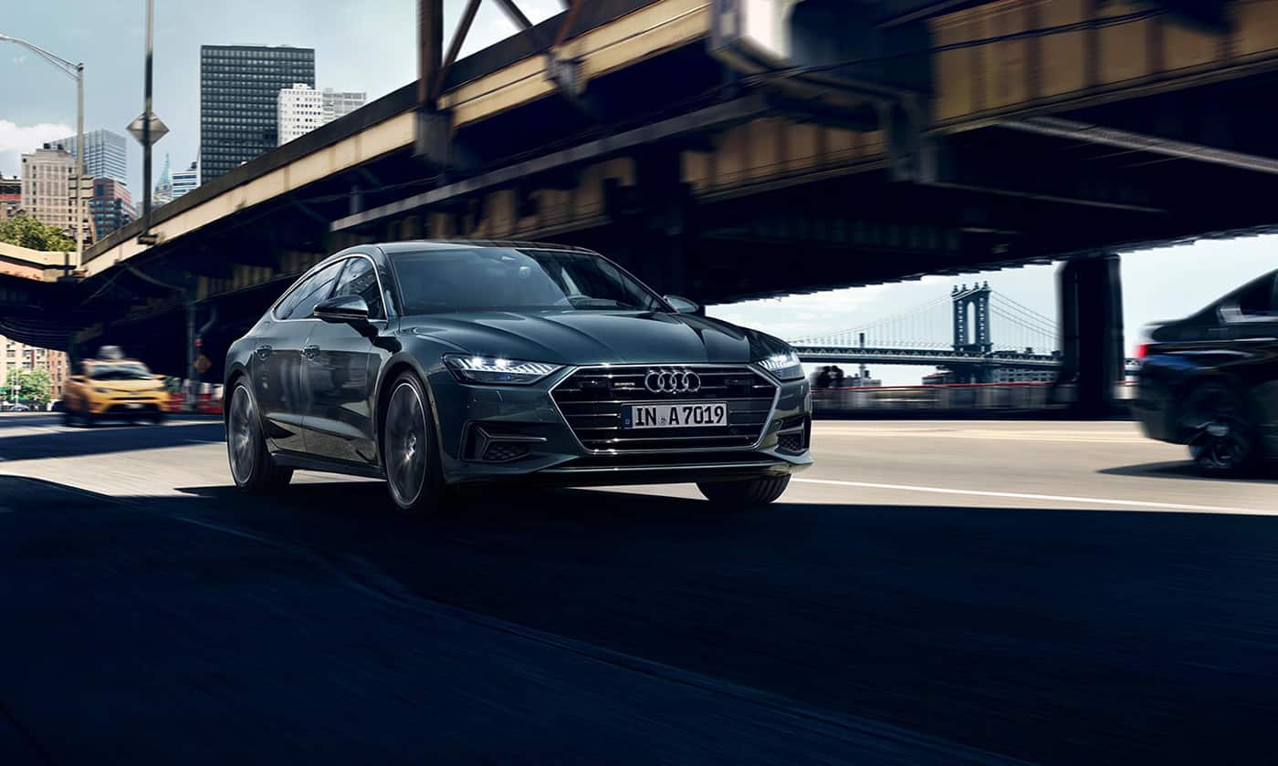 Price List And Catalogue The New A7 Sportback A7 Audi Ireland