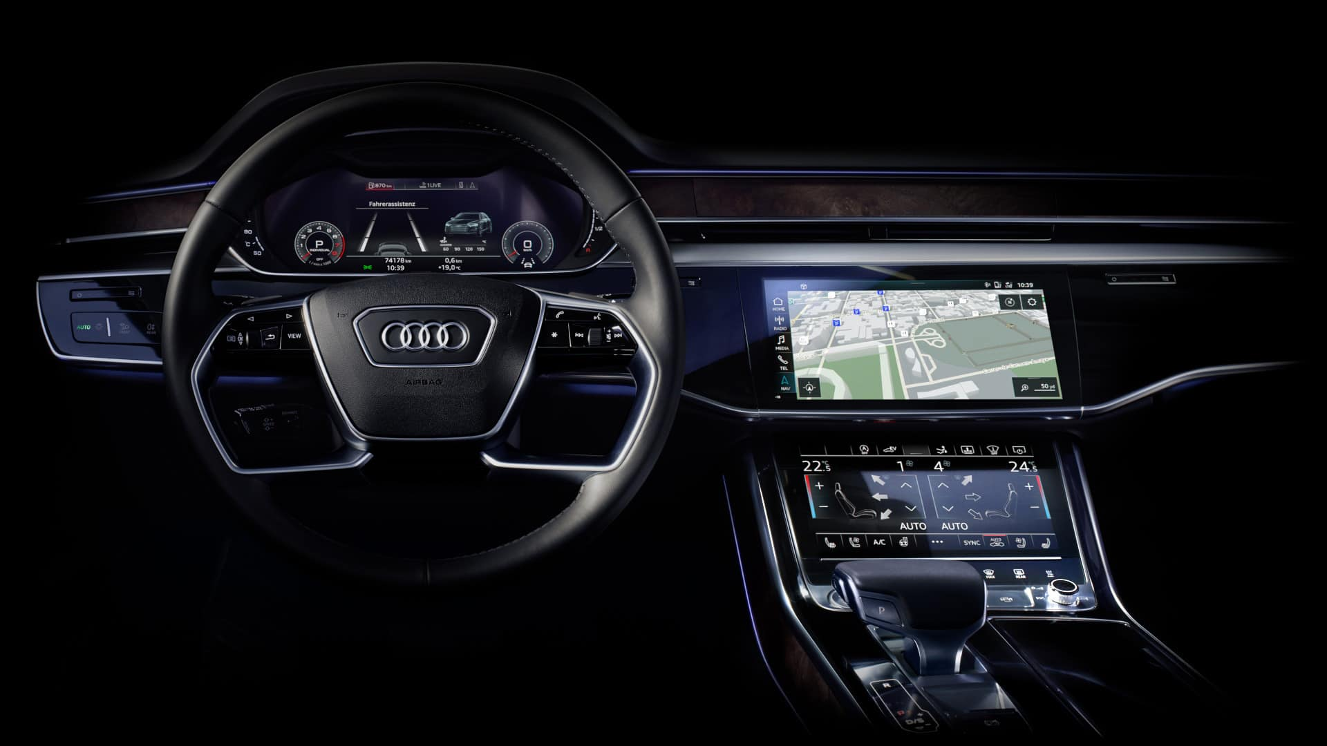 The New A8 A8 Audi Ireland