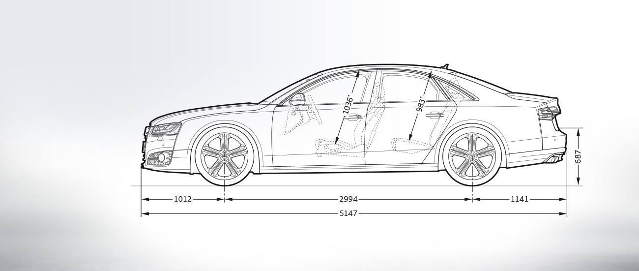 Side View Sq7 Tdi Q7 Audi Ireland