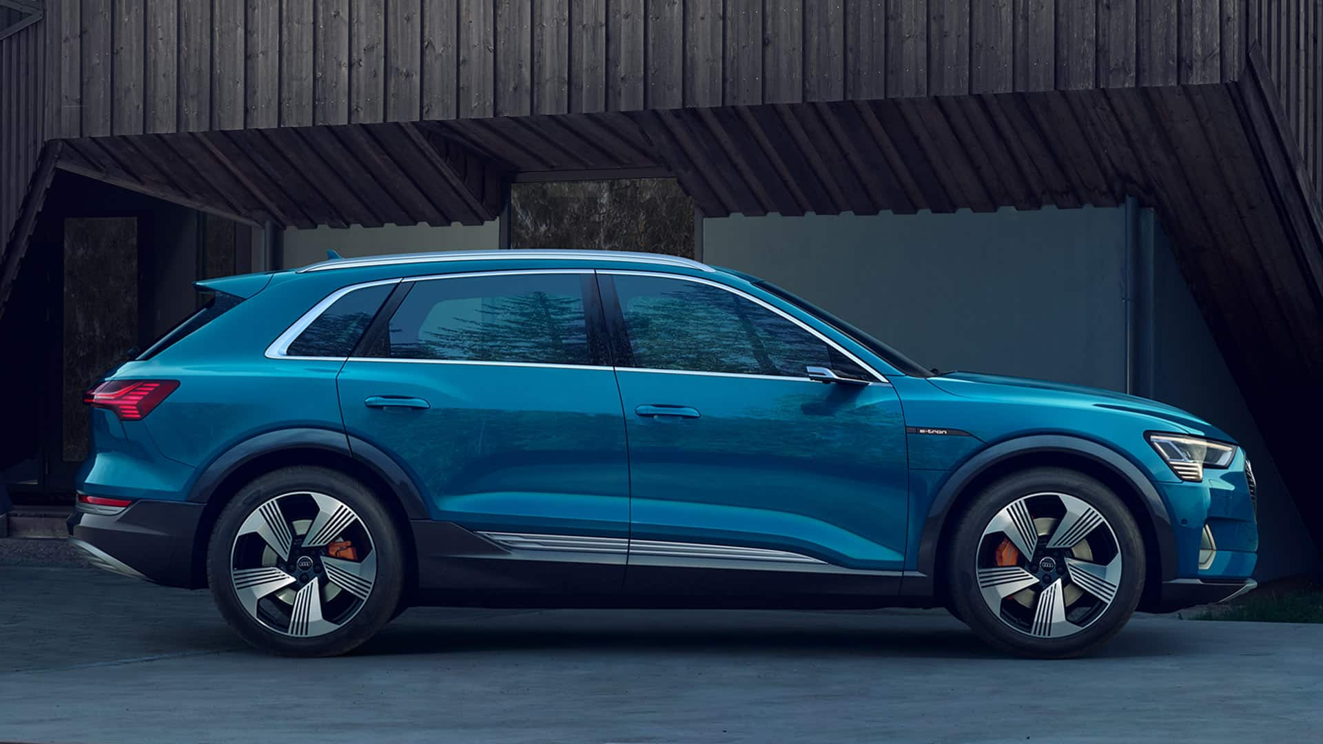 Audi E-tron > Tron > Audi Ireland