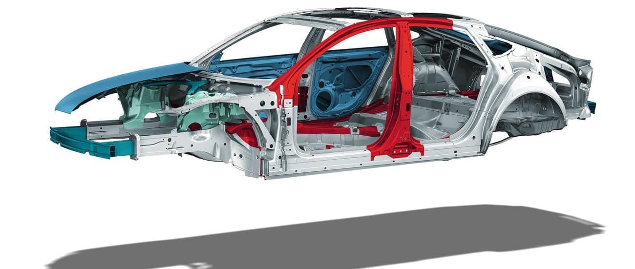 Audi Space Frame 174 Gt Technology Gt Models Gt Audi Ireland