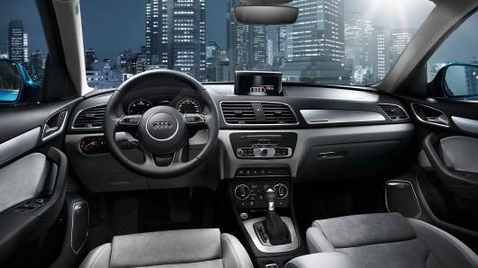 Interior Gallery Q Q Audi Ireland - Audi interior