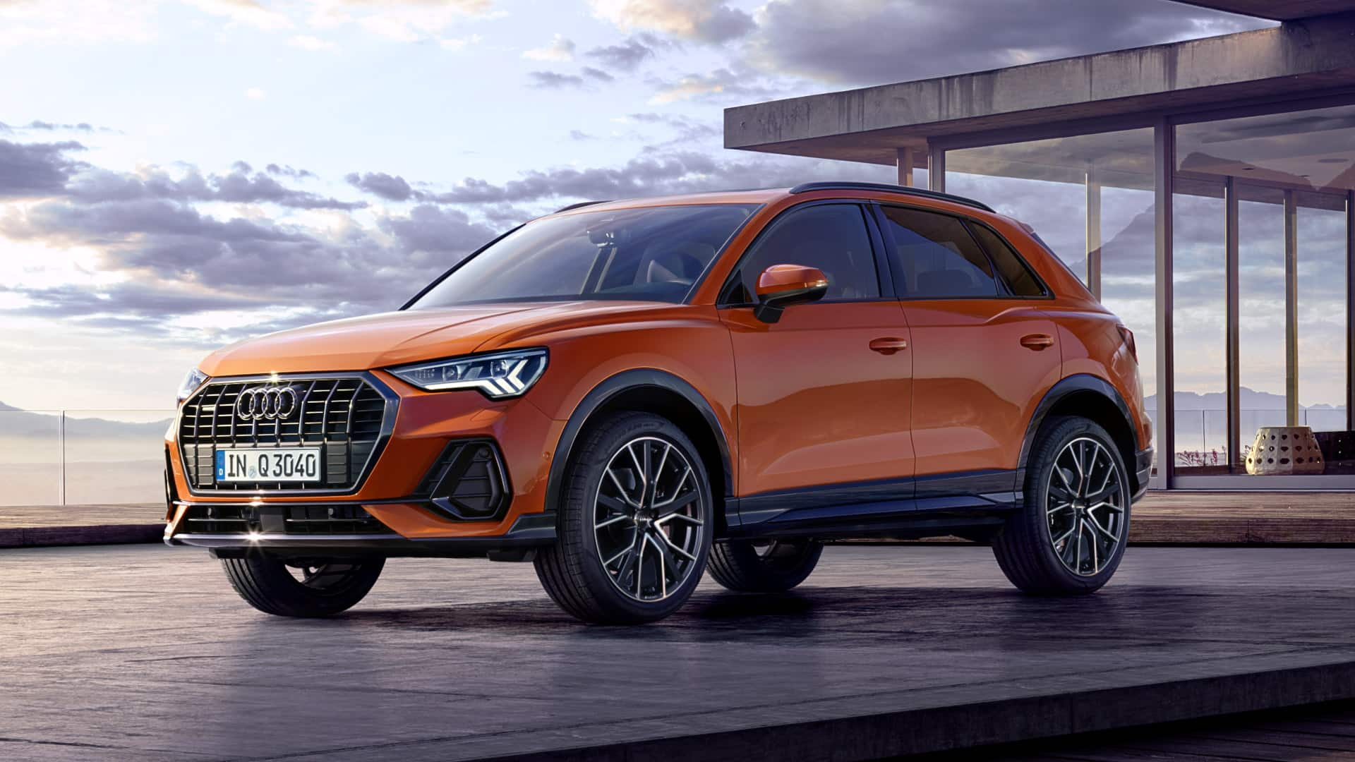 The New Q3 Q3 Audi Ireland