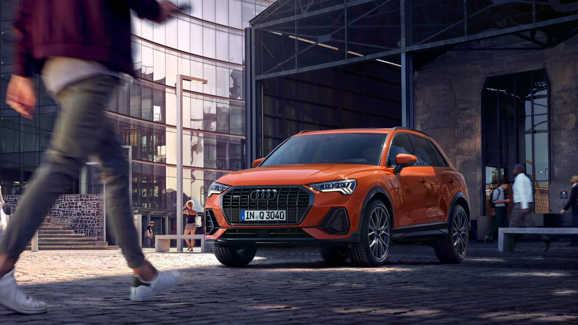 The new Q3 > Q3 > Audi Ireland