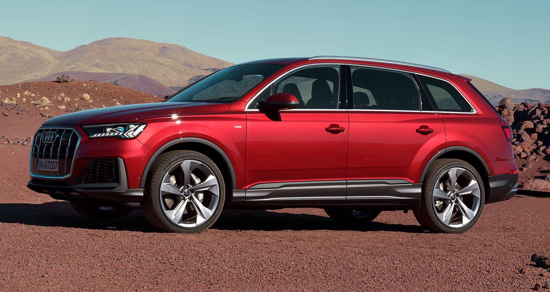 Q7 Q7 Audi Ireland