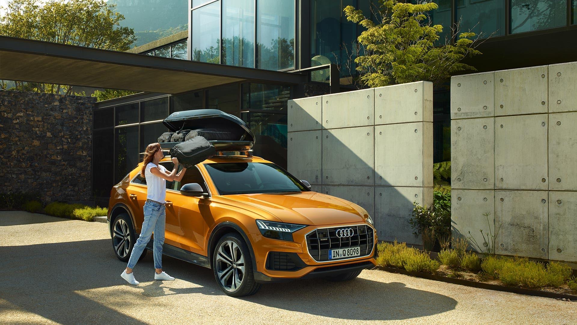The New Q8 Q8 Audi Ireland