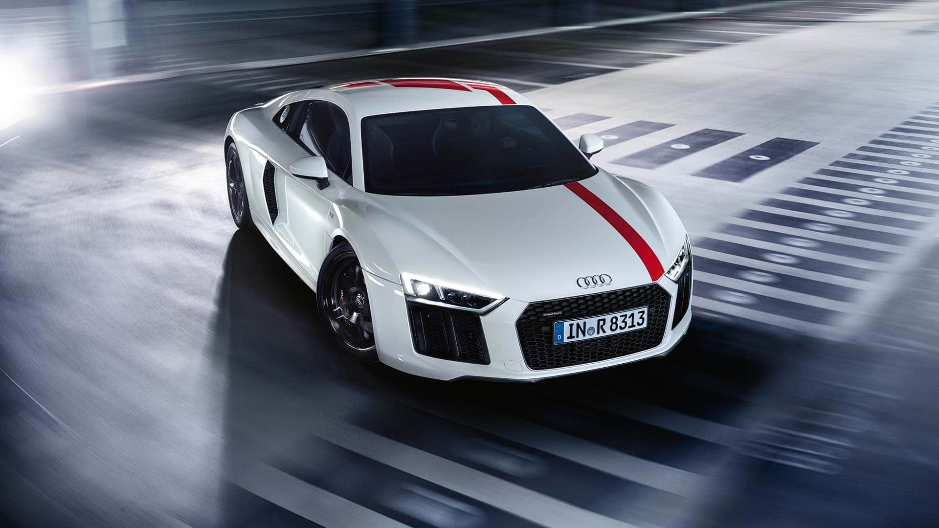 Elegant Whether On Straight Roads, In Curves Or At High Speed, The Audi R8 Coupé V10  RWS Offers Breathtaking Driving Pleasure And Successfully Brings The Drive  ...