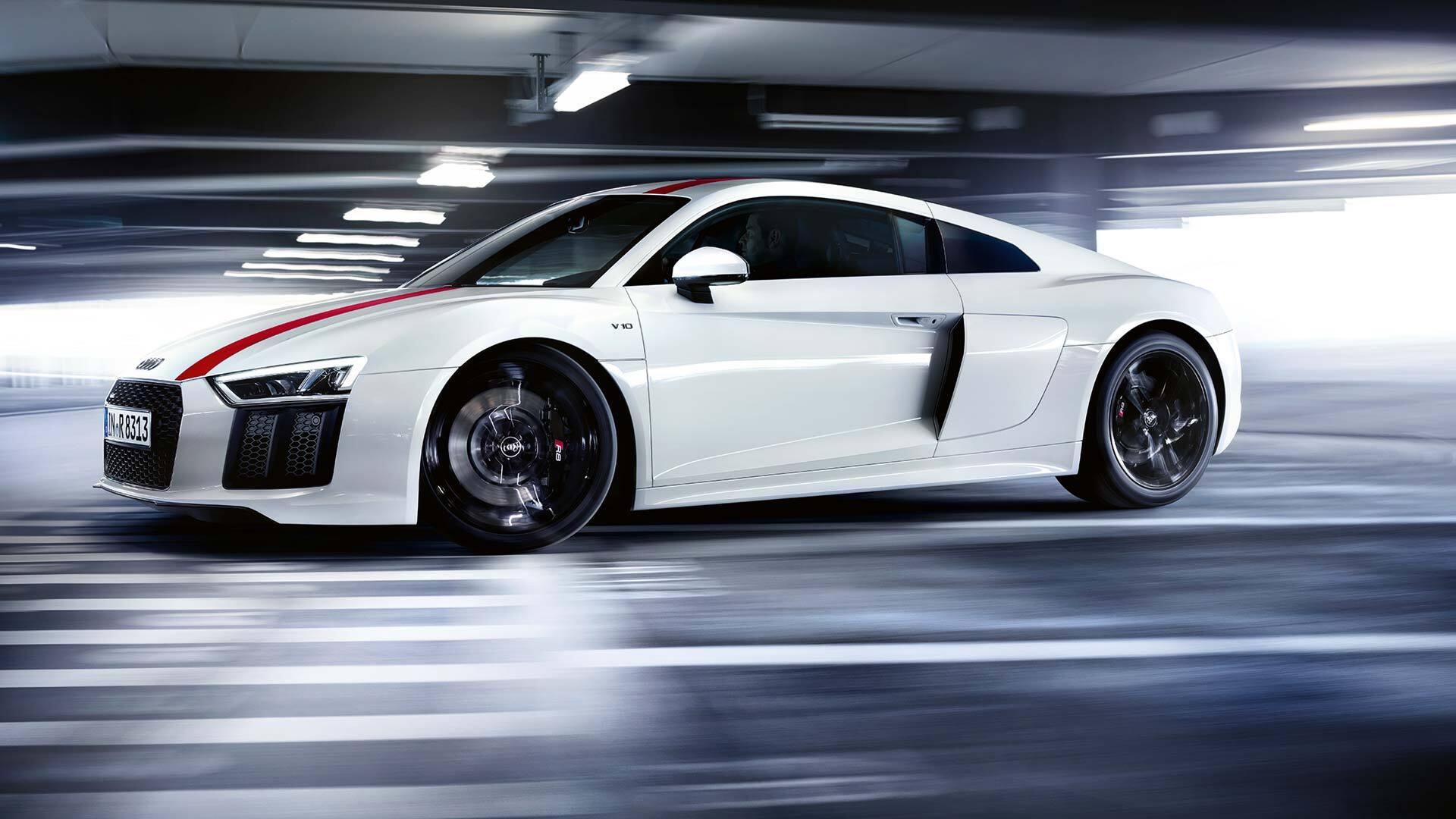 R Coupé V RWS R Audi Ireland - Audi r8 v10