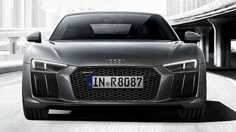 The All New R8 Coup 233 Gt Audi Ireland