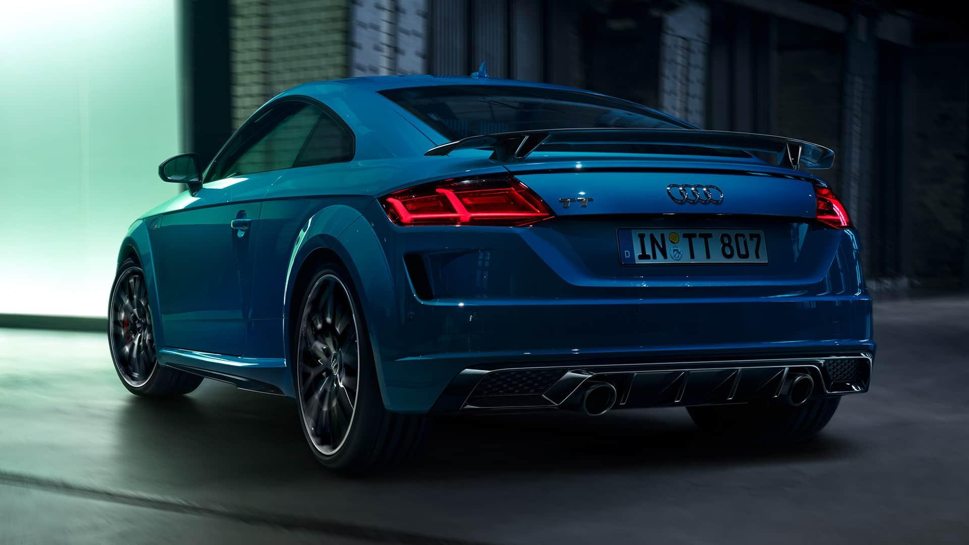 Tt Coupé Tt Audi Ireland