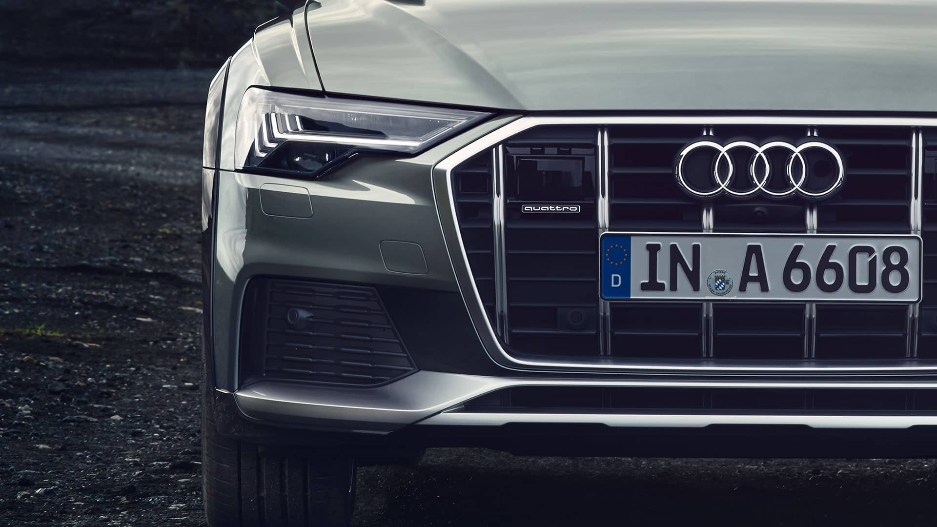 Light technology Audi A6 allroad quattro