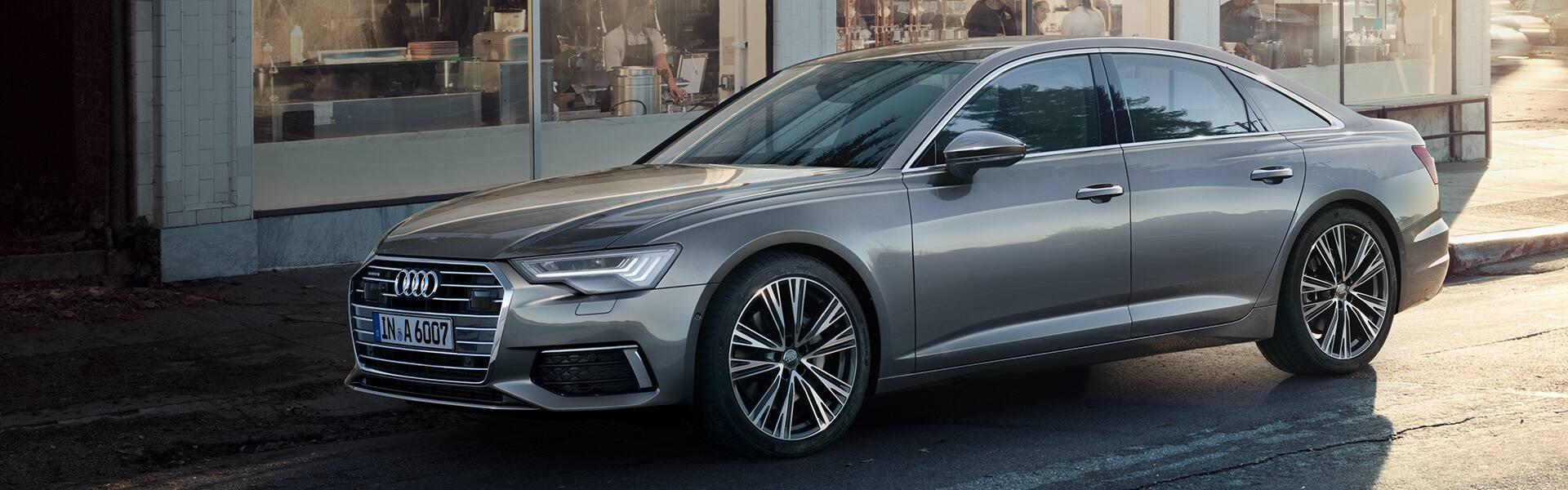 The New A6 Saloon A6 Audi Ireland