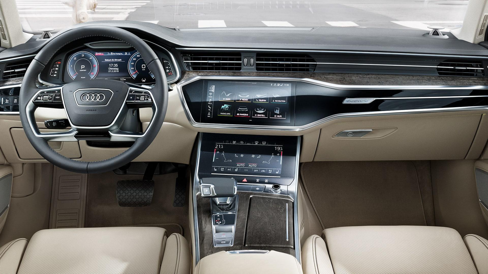 The New A Saloon A Audi Ireland - Audi a 6