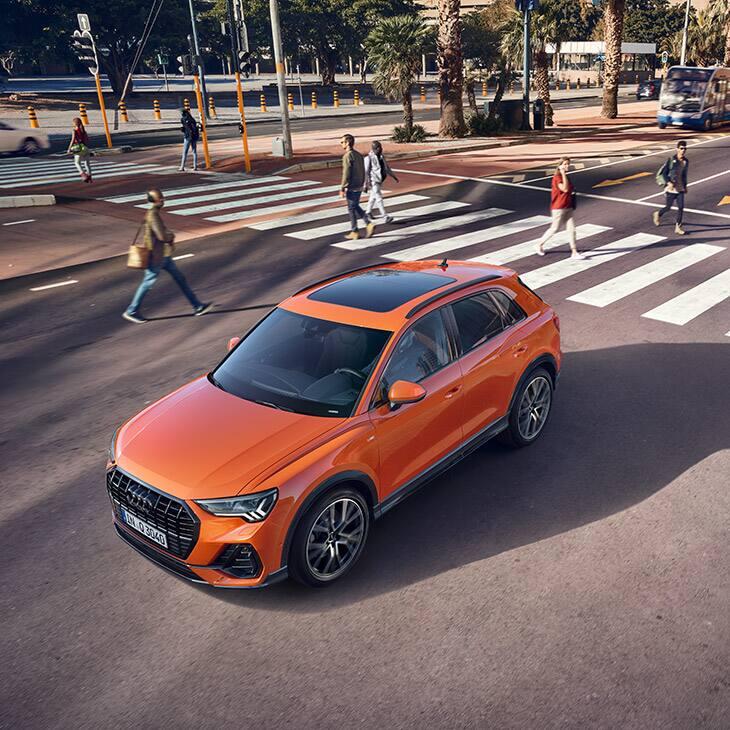 The New Q3 Q3 Audi Ireland