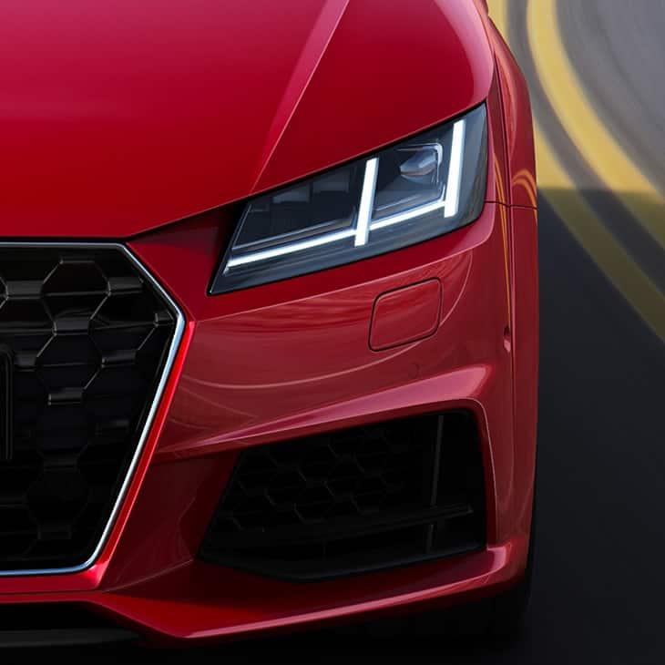 TTS Coupé > TT > Audi Ireland